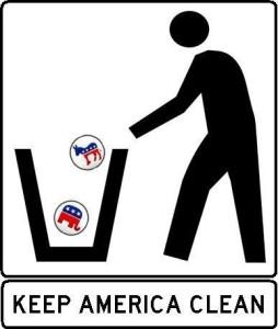 keep America clean
